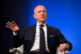 Bos Amazon Jeff Bezos Jadi Orang Terkaya di AS 3 Tahun…
