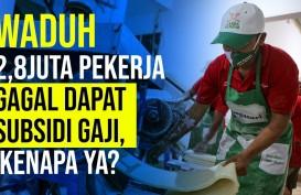 Waduh 2,8 Juta Pekerja Gagal Dapat Subsidi Gaji, Kenapa Ya?