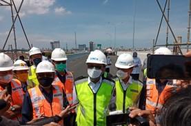 Wika Beton Rampungkan 92 Persen Konstruksi Tol Layang…