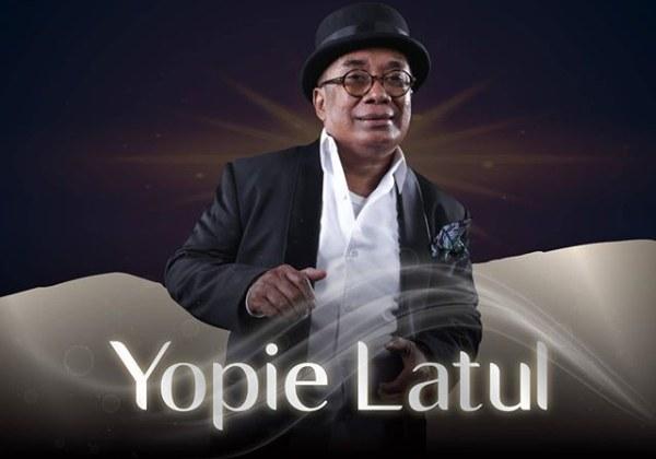 Yopie Latul meninggal dunia karena virus corona. - Instagram