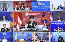 Temu Menteri Luar Negeri Asean Soroti Gejolak Laut China Selatan