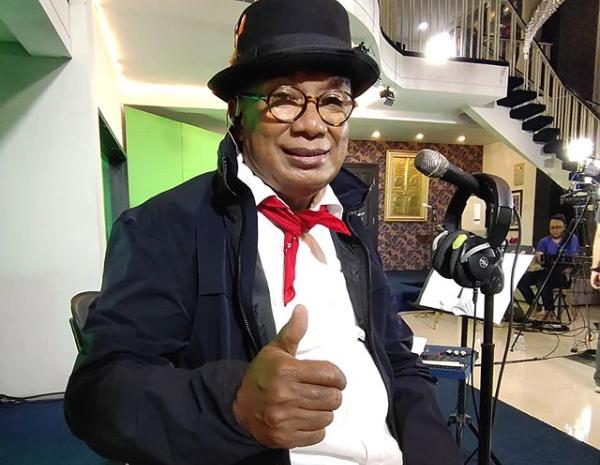 Pelantun lagu Poco-poco, Yopie Latul meninggal dunia. - Instagram