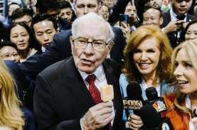 Warren Buffett Orang Terkaya Paling Dermawan, Siapa…