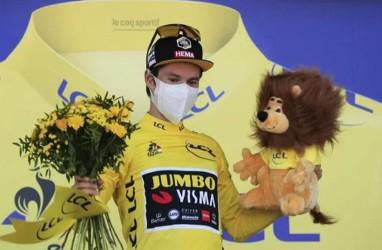 Ewan Terdepan Etape Ke-11 Tour de France, Roglic Masih Kaus Kuning