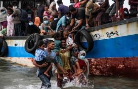 Terima Hampir 400 Pengungsi Rohingya, Indonesia Desak Myanmar Tuntaskan Akar Masalah