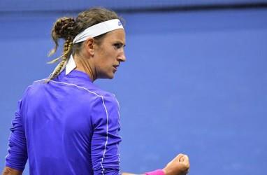 Hasil Tenis AS Terbuka : Azarenka Gusur Mertens, vs Williams di Semifinal
