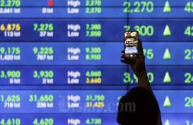 Tersengat PSBB Jakarta, Indeks Bisnis-27 Dibuka Melemah hingga 5 Persen.