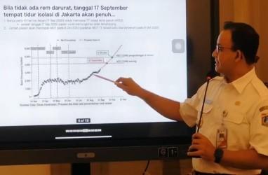 Bukan DKI Jakarta, Banten Lebih Dulu Terapkan PSBB Total