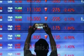Diskon Jumbo Pasar Saham, Investor Asing Borong Ini