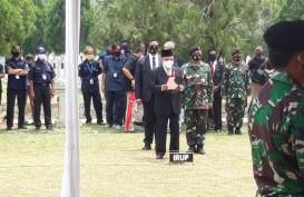 Jusuf Kalla Pimpin Upacara Pemakaman Jakob Oetama di TMP Kalibata