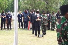 Jusuf Kalla Pimpin Upacara Pemakaman Jakob Oetama…
