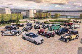Komunitas Rolls-Royce Jadul Kumpul Rayakan Kehadiran…