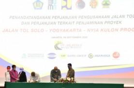 Proyek Tol Besutan Jasa Marga (JSMR) dan Adhi Karya…