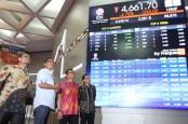 IHSG Anjlok 5 Persen, Kapitalisasi Pasar Amblas Rp277,6 Triliun