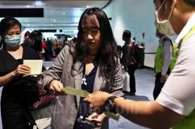 Jakarta PSBB, Diklaim Tak Pengaruhi Jumlah Penumpang…