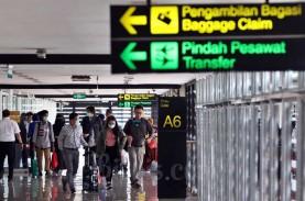Jakarta PSBB Lagi, Ini Persiapan Bandara Soetta dan…