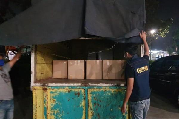 Pandemi Tak Halangi Bea Cukai Banten Gagalkan Peredaran Rokok Ilegal