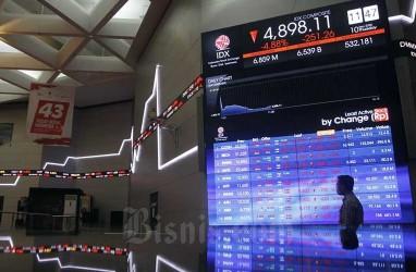 IHSG Anjlok, Investor Asing Kabur dari Asia Tenggara