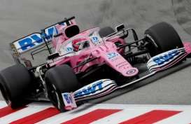Pebalap F1 Sergio Perez Bakal Tinggalkan Racing Point