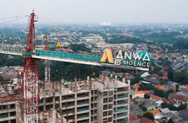 Sari Kresna Group Segera Tuntaskan Proyek Apartemen Anwa Residence