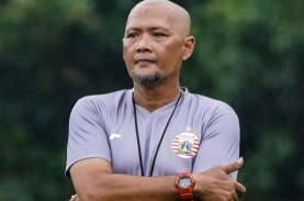 Sudirman Pelatih Baru Persija Jakarta