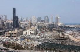 Pelabuhan Beirut Kembali Terbakar, Belum Ada Korban yang Dilaporkan
