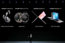 Perluas Portofolio Produk, Huawei Rilis 6 Perangkat…