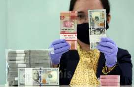 Kurs Jisdor Mepet Rp15.000, Rupiah Kembali Terdepresiasi di Pasar Spot