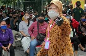 Risma: Pendatang 'Nginap' di Surabaya Wajib Tes Virus…