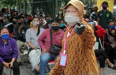 Risma: Pendatang 'Nginap' di Surabaya  Wajib Tes Virus Corona