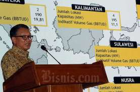 Anggaran Kementerian ESDM Tahun Depan Rp7 Triliun