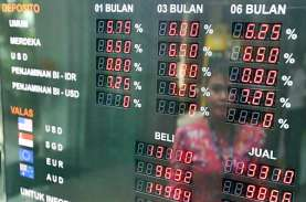 Bunga Deposito Bank Besar Sentuh 3 Persen. Bagaimana…
