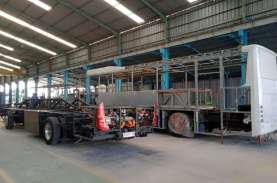 Tinggal Dirakit, MAB Punya Ready Stock 30 Bus Listrik