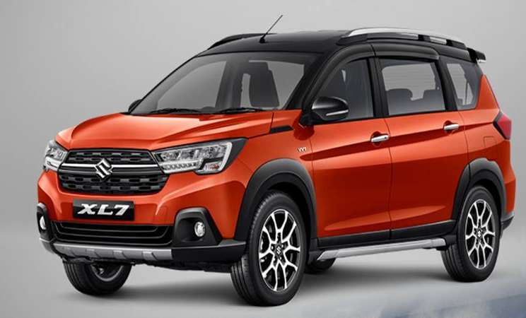 Suzuki XL7 - www.suzuki.co.id