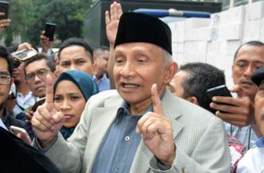 Partai Baru Amien Rais Diprediksi Sulit Bersaing