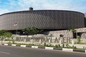 Merenung di Museum Tsunami Aceh