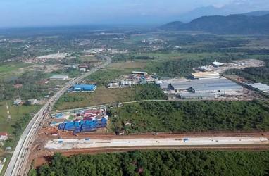 Hutama Karya Masih Hadapi Masalah pada Proyek Tol Trans-Sumatra