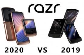 Ponsel Lipat Motorola Razr 5G Meluncur di China, Berapa…
