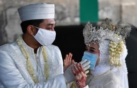 DKI Jakarta PSBB Total, Jangan Khawatir...Layanan Nikah Tetap Ada