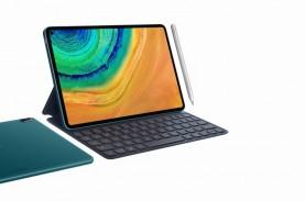 PERANGKAT KOMPUTASI : Huawei Tawarkan Tablet Dua Jutaan