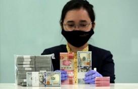 NILAI TUKAR TERHADAP DOLAR AS    : Rupiah Bisa Kembali ke Rp15.000