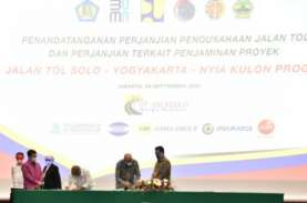 INVESTASI TOL SOLO-YOGYAKARTA-NYIA KULON PROGO : JSMR…