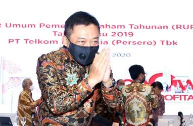 Bos Telkom: Cakupan Sinyal 4G Indonesia Tak Sampai 50 Persen