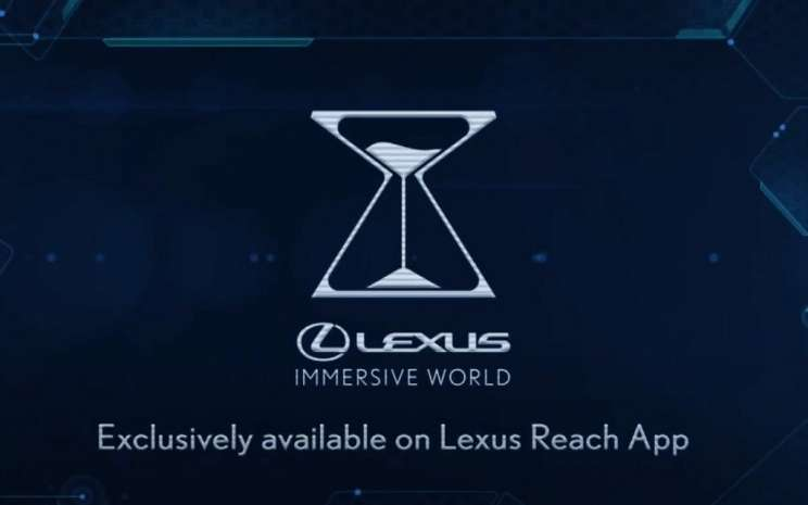 Lexus Immersive World, virtual mobil eksklusif oleh Lexus Indonesia