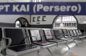 Jakarta PSBB, Penumpang Kereta Api Wajib Bawa Surat…