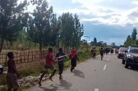 16 Orang Luka Terpanah saat Perang antar Kampung di…