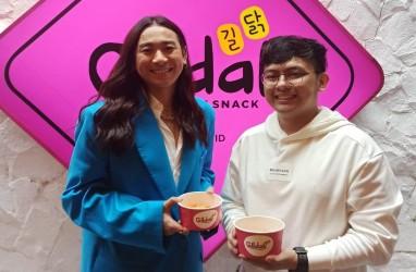 Sukses Bisnis Minuman Kekinian, Selebgram Jovi Adhiguna Rambah ke Kuliner Snack Korea