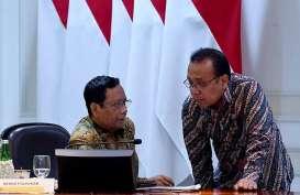 Mahfud MD Ungkap Dirinya Ditunjuk Jadi Menkumham Ad-interim