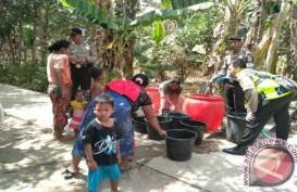 BPBD Lombok Utara Siapkan Bantuan 7,5 Juta Liter Air Bersih