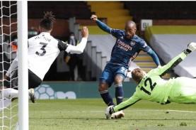 Hasil Fulham Vs Arsenal: Menang Besar, Arsenal Pimpin…